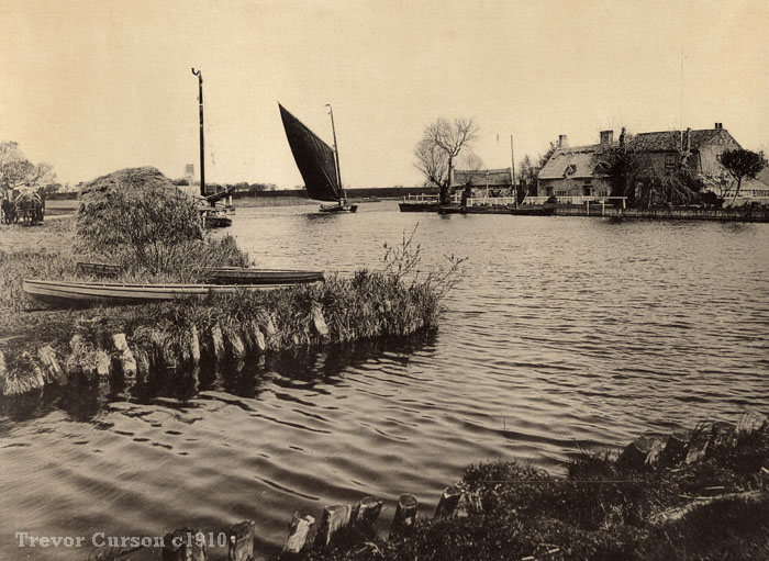 Horning Ferry Inn c1910