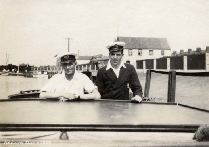 Great Yarmouth Yacht Station c1929