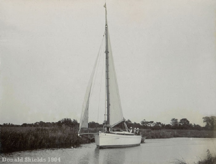 Norfolk Broads 1904