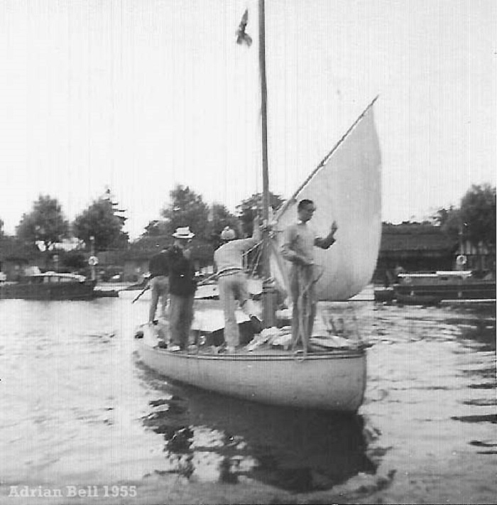 Oulton Broad 1955