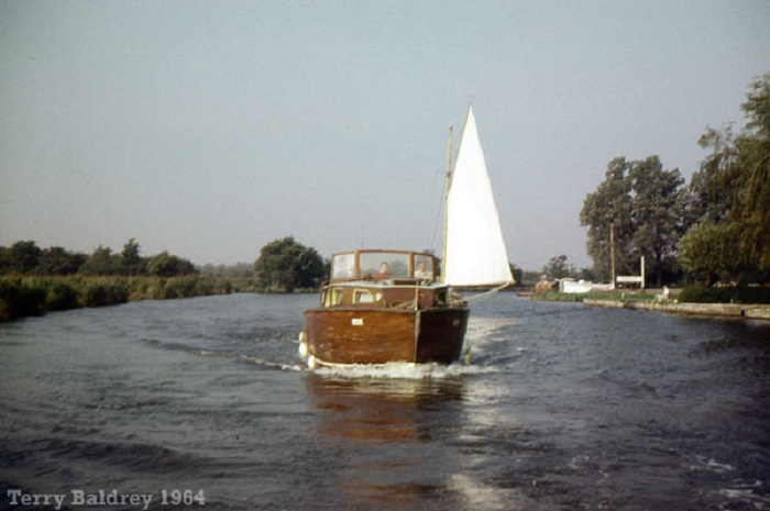 Crusader At Horning 1964