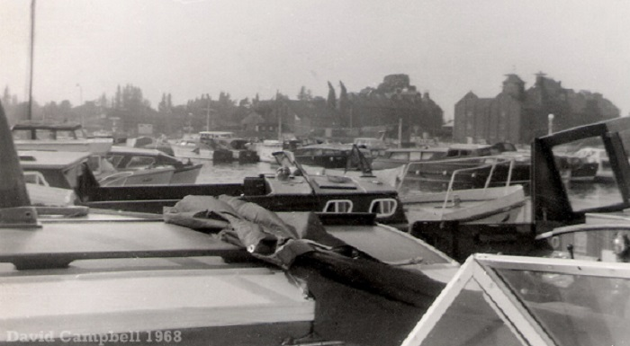Oulton Broad Yacht Station 1968