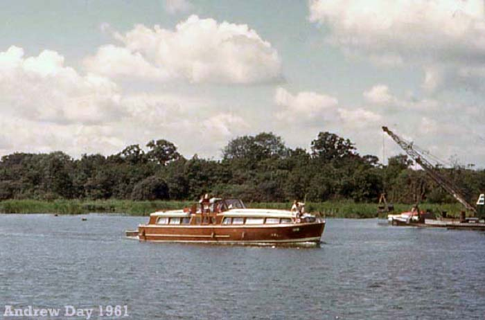 South Walsham Broad 1961
