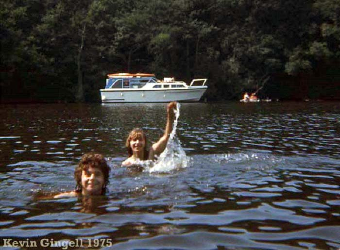Salhouse Broad 1975