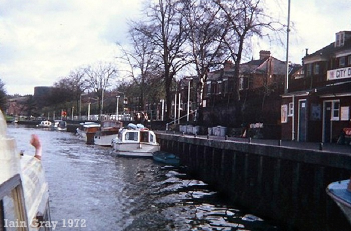 Norwich Yacht Station c1972