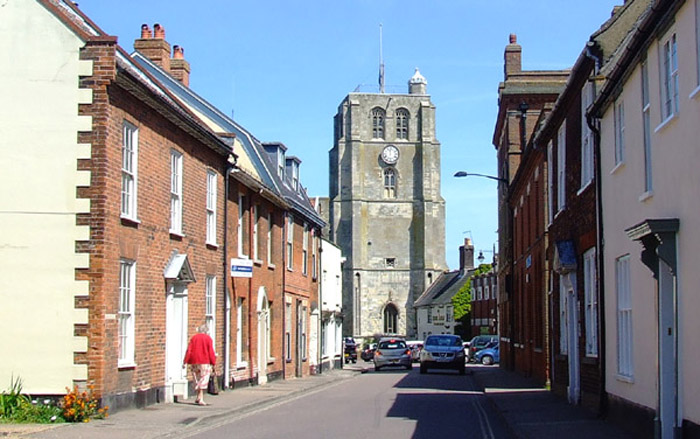 Ballygate, Beccles 2010