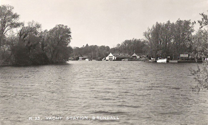 Brooms of Brundall 1950s