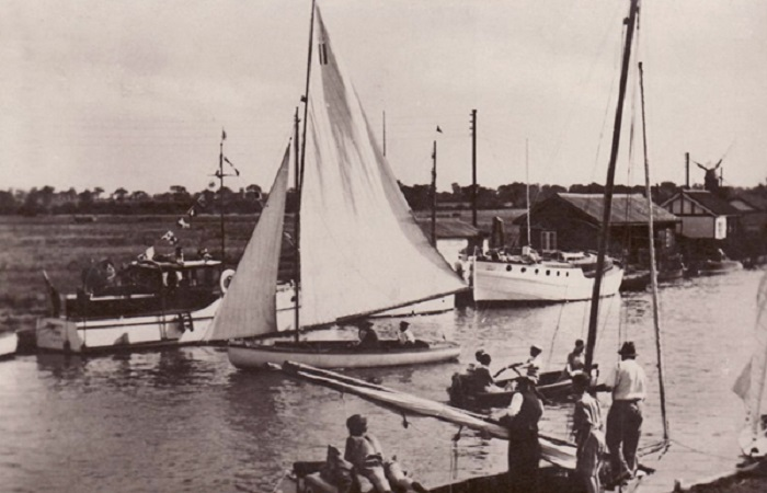 Potter Heigham c1930s