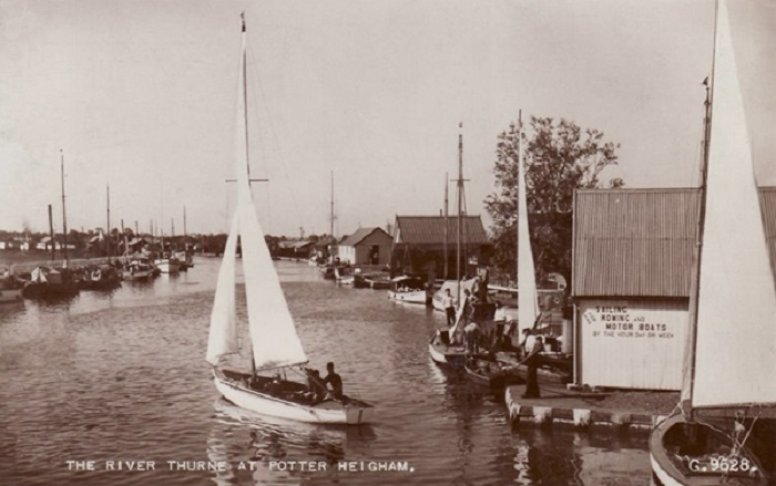 Potter Heigham c1950