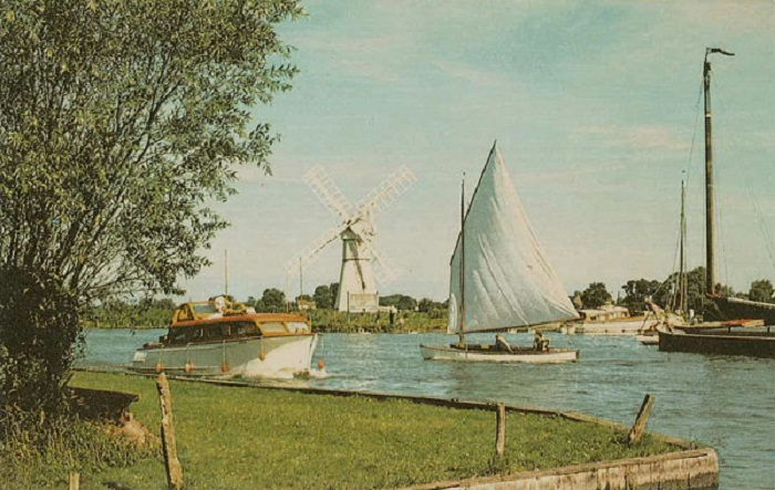 Thurne Mill c1960s/70s